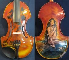 Beautiful SONG Brand Maestro baroque style drawing violin 4/4 great sound #12005