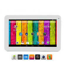 """10.1"""" Android 4.4 A33 Quad Core HDMI WIFI Bluetooth Google Tablet PC 10"""" inch"""