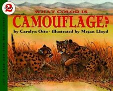 USED (GD) What Color Is Camouflage? (Let's-Read-and-Find-Out Science, Stage 2)