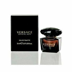 VERSACE CRYSTAL NOIR 0.17 oz Womens Perfume