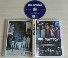 DVD MUSIQUE ONE DIRECTION UP ALL NIGHT THE LIVE TOUR
