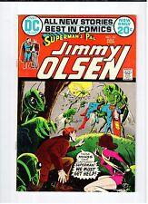 Dc Superman'S Pal Jimmy Olsen #151 Green Lantern app. 1972 Vf/Nm Vintage Comic