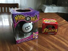 Classic Toys Magic 8 Ball and Slinky, NEW
