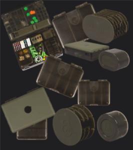 Korda Rig & Tackle Safe Storage System Tackle Box, Mini Box, Leader *FULL RANGE*