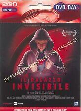 IL RAGAZZO INVISIBILE DVD-D VISIBILE 48H - SUPER NOVITA' !!!!!!!!!