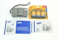 Samsung Camera Rocas 200 Impax 200i - 3 Pack Film - 3 Manuals
