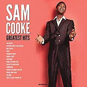 Sam Cooke Greatest Hits 180G Vinyl LP Record