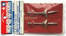 "Tamiya TL-01 Tuning Universal Shaft Set (Antriebswellen) ""NEW"" 53418"