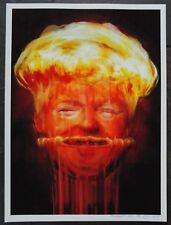 Mushroom - Limited Edition A3 Print - Wefail - Trump MAGA