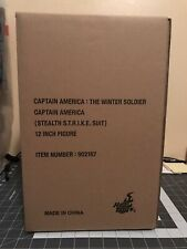 Hot Toys 1/6 Marvel The Winter Soldier MMS242 Captain America Figure New 🇺🇸