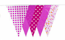 Plastic Party Bunting