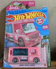 New ListingHot Wheels 2021 #21/250 Barbie Dream Camper - Hw Getaways 1/5 Pink New