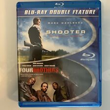 Shooter & Four Brothers Blu-Ray Disc