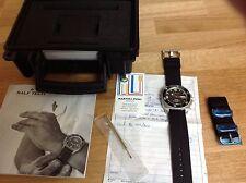 RALF TECH Diver watch WRX 1001 Hybrid Original Steel BRAND NEW