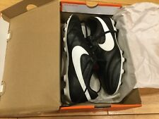 The NIKE Premier black soccer cleats size 10