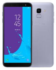 Samsung Galaxy J6 SM-J600F - 32GB - Lavender (Ohne Simlock) (Dual SIM)