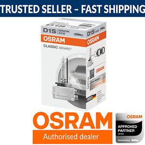 OSRAM Xenarc Classic Xenon Car Headlight Globe D1S (Single) 66140CLC