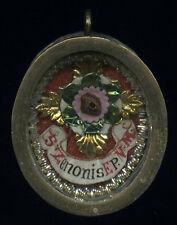 old relic theca S.ZENONIS EP. M. 19Th.