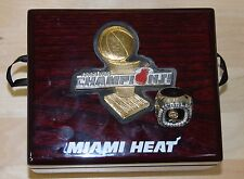 2006 Miami Heat 10K Gold Diamond Championship Ring