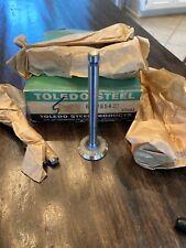 Toledo V1854 Intake Valve WILLYS; 663;675;1949-54;HENRY J;514;1951 Qty 5 NORS
