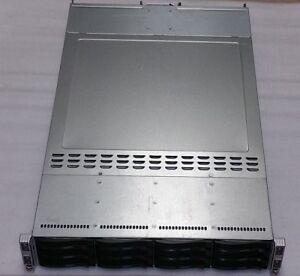 SuperMicro 2U 4-Node Server w/ 8x 8-Core 2.0GHz E5-2640V2 256GB RAM 12x 2TB