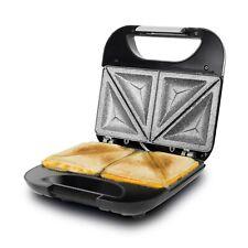 Cecotec Piastra per sandwich 750 W ROCK'nTOAST FIFTY-FIFTY