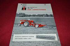 International Harvester No. 2A Hay Conditioner Dealers Brochure YABE6