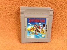 Super Mario Land *Authentic* Original Nintendo Game Boy Super Gameboy!