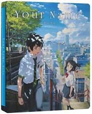 Your Name. - Studio Ghibli (Limited Steelbook) (Blu-Ray + DVD) DYNIT