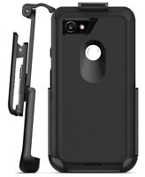 Belt Clip Holster for Otterbox Defender Case Google Pixel 2 XL-case not included