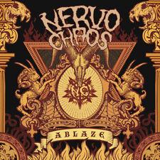 NERVOCHAOS - Ablaze CD, NEU