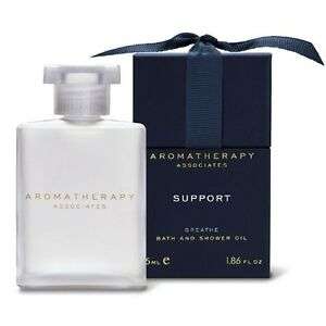 Aromatherapy Associates Support Breathe Bath and Shower Oil 55ml #3501