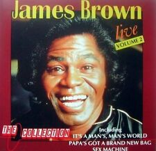 James Brown Live Vol. 2 [CD]