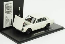 Nissan Skyline 2000 GT-R 4 Doors 1969 pgc10, blanca, cofia a abrir WW 1:43 Kyosho