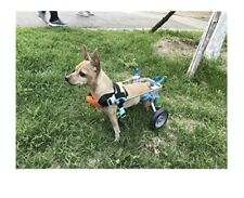 5 Sizes Two Wheels Adjustable Dog Wheelchair