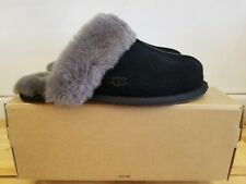 NEW UGG SLIPPER SCUFFETTE II BLACK  FOR WOMEN