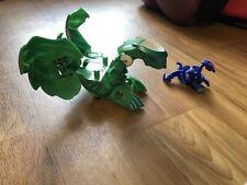 "Bakugan Hawktor Green Ventus Deka Large Rare Display Ball 3.75"" 740g"