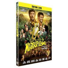 Sur la piste du Marsupilami Édition Double DVD NEUF SOUS BLISTER