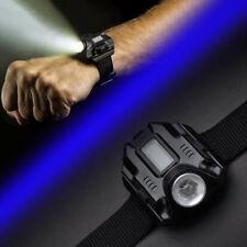 XPE LED 1000lm Lampe de Poche Rechargeable en Montre Display Torche