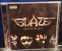 Blaze Ya Dead Homie - Clockwork Gray CD insane clown posse twiztid the r.o.c.