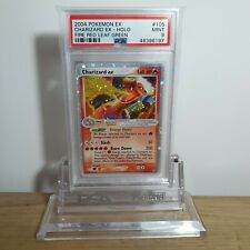 Pokemon Card PSA 9 Charizard EX Fire Red Leaf Green 105/112 Only 1 on ebay 🔥