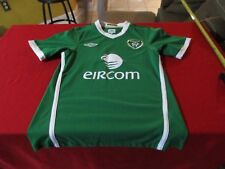 Ireland Tailored by Umbro Jersey Shirt Size 34 eircom Football