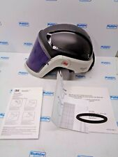 3M VERSAFLO RESPIRATORY HARD HAT ASSEMBLY M307 W VISOR AND FACESEAL, NEW