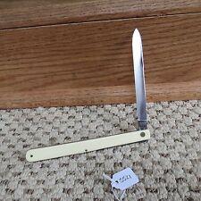 Schrade Walden N.Y. knife SS105 (lot#5521)