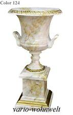 Vase Vasen Bodenvase Amphore Blumenkübel Sockel Säule 0879 /Material : Kunstharz