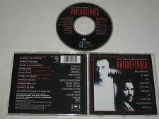 PHILADELPHIA/SOUNDTRACK/VARIOUS ARTISTS(EPIC 474998 2) CD ALBUM