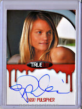 TRUE BLOOD PREMIERE LINDSAY PULSIPHER AUTOGRAPH