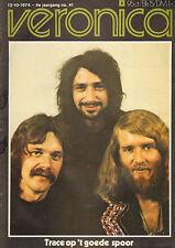 VERONICA 1974 nr. 41  - TRACE / SONJA BAREND / LEMMING /C. JEROME/SHIRLEY BASSEY