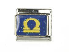 Waage Symbol Sternzeichen Italian Charms Modul Passend für Nomination NEU