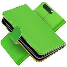 Téléphone Portable Housse pour Huawei P10 Rabattable Étui Brochure PU Cuir Sac